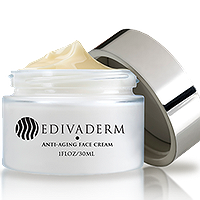 Edivaderm Anti-Aging Face Cream {Guide!} Brighten Skin's Appearance!