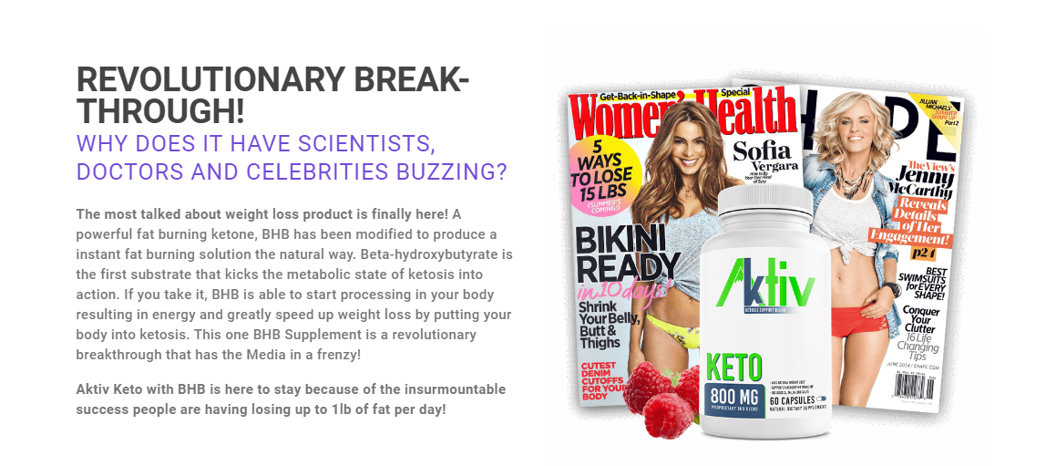 Aktiv Keto [100% Legit Pills] BHB is Able to Start Processing in Your Body Resulting!