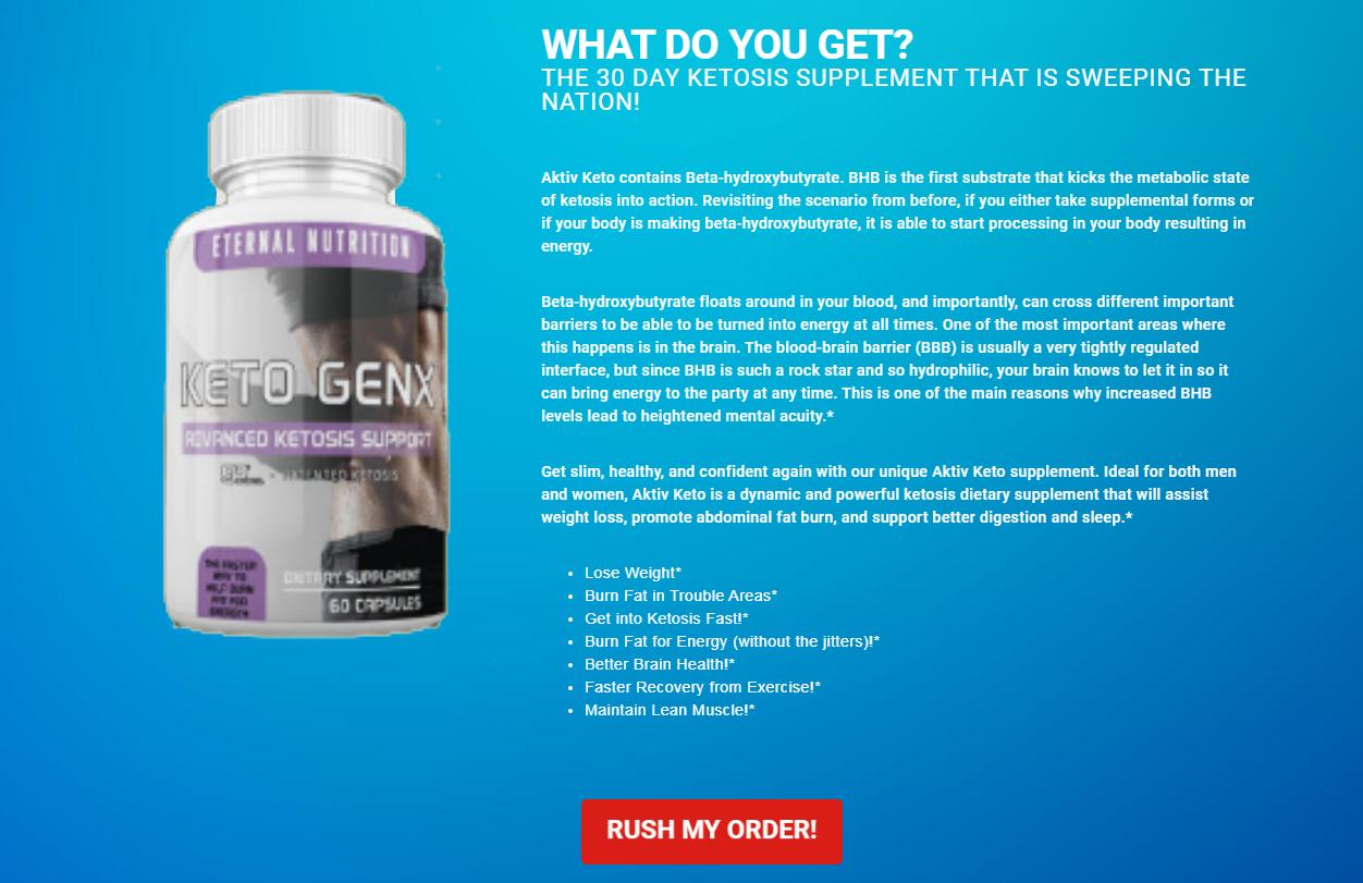 Keto Genx Reviews *KetoGenx* Price, Ingredients, Scam, Benefits?