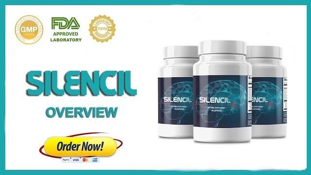 Silencil Reviews *UPGRADE 2020* Reduces Stress and Cortisol Level!!