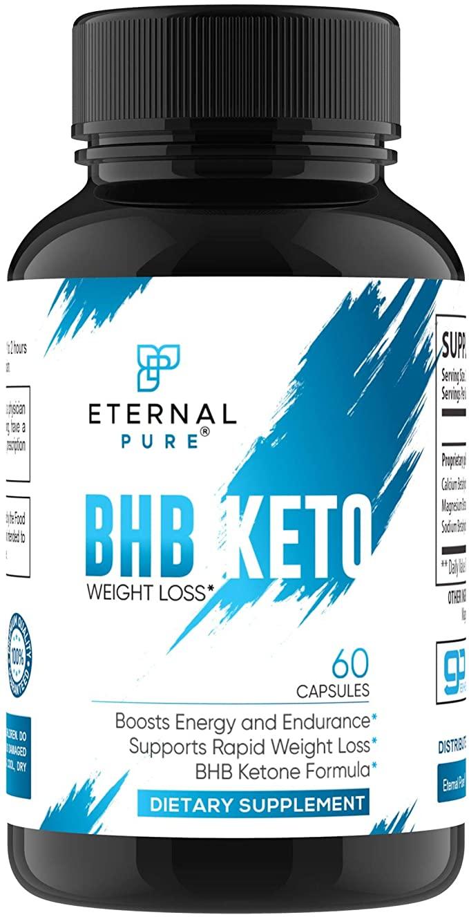 Eternal Nutrition Keto Genx® *2021* Support Rapid Fat Burning Formula!