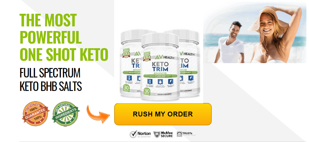 AV Health Keto Trim® *Modify 2020* SCAM or HOAX   Price, Reviews?
