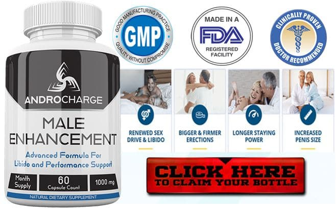 AndroCharge Male Enhancement *UPDATE 2021* Price, Scam, Benefits?