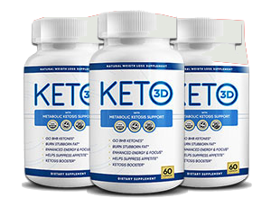 """Keto 3D® """"GUIDE:"""" (UPDTAE 2020) Price, Scam, Benefits, Reviews?"""