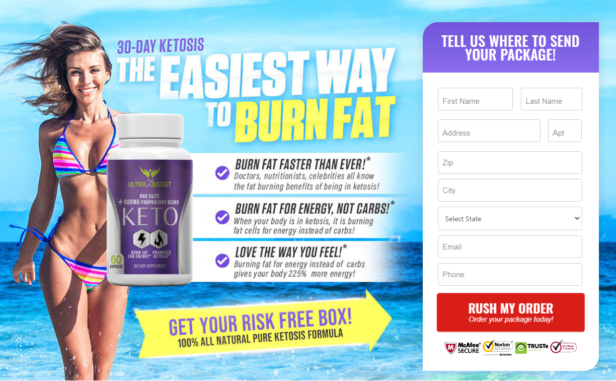 Ultra X Boost Keto® (Guide:) *UPDATE 2021* Does Its Really Works?
