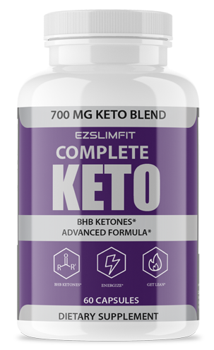 EZ SlimFit Keto® 100% Best Pills [Upgrade 2021] Does Its Really Works?