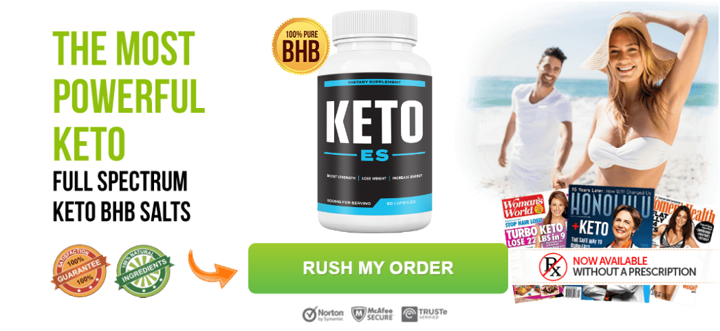 Keto ES Reviews® [Modify 2021] Price, Scam, Benefits, Ingredients?