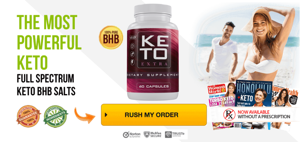 Keto Extra Reviews® | GUIDE: | [Upgrade 2021] Does Its Really Works?