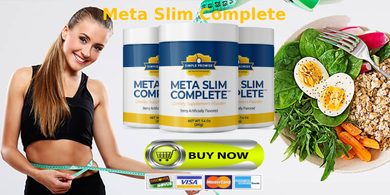 Meta Slim Complete Reviews® [MODIFY 2021] Does Its Really Works?
