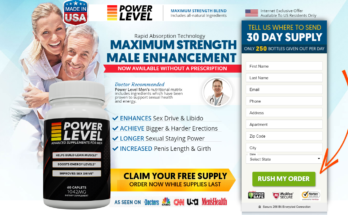 """Power Level Male Enhancement (Scam or Hoax) """"Pros & Cons"""" Reviews?"""