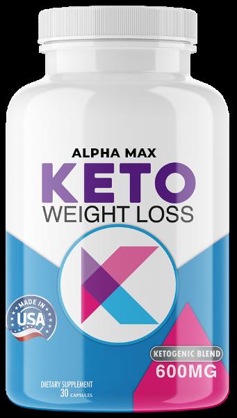 Alpha Max Keto *100% Legit Keto Formula* All Natural Diet Supplement!