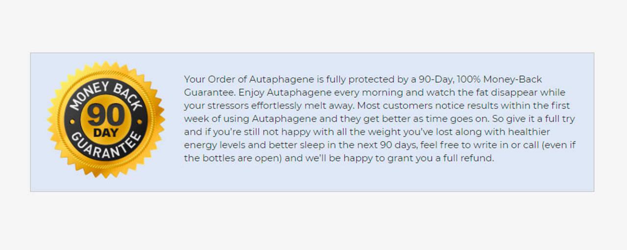 Autaphagene [UPDATE 2021] Side Effects, Ingredients, Scam, Reviews?
