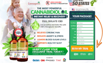 "Cannagenix CBD Oil® ""100% Legit Hemp Oil"" Price, Ingredients, Reviews?"