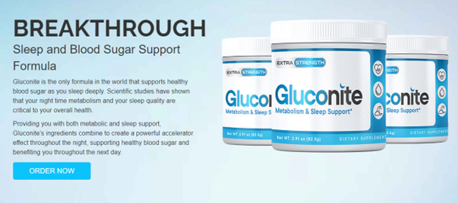 Gluconite® {UPDATE 2021} :Pros & Cons: Side Effects, Price, Reviews?