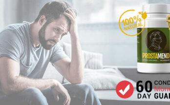 Prostamend Pills【UPGRADE 2021】Price, Scam, Ingredienta, Reviews?