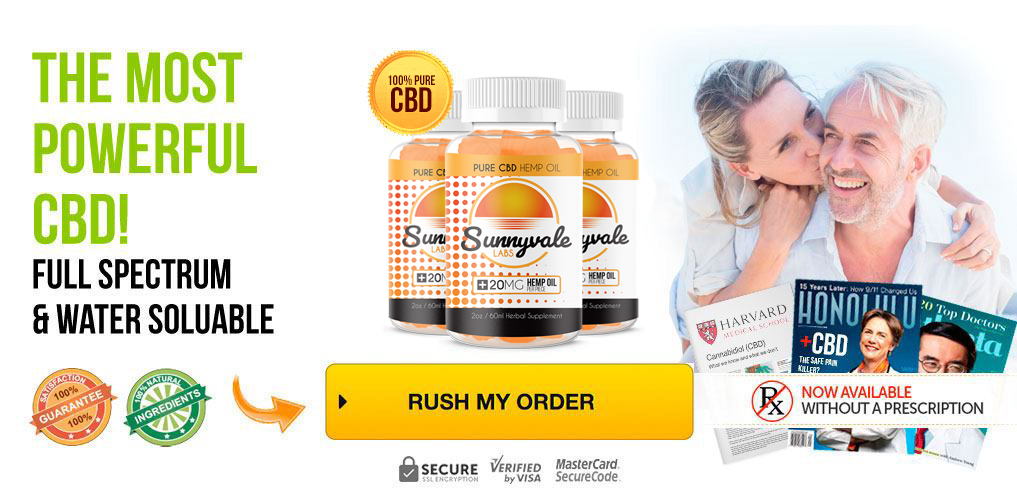 Sunnyvale Labs CBD Gummies® - Benefits, Ingredients, Pros and Cons!