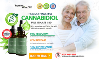 "Superior Vibes CBD® ""Pros & Cons"" How to Buy Superior Vibes CBD Oil?"