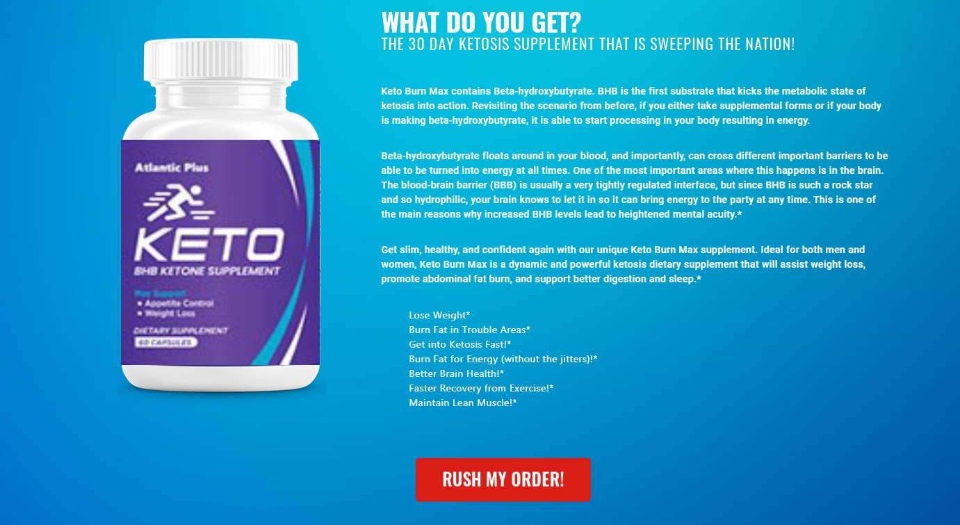 Atlantic Plus Keto Review - Benefits, Scam, Price and Where to Buy?
