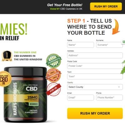 Kara's Orchards CBD® (Modify 2021) Price, Scam, Ingredients, Reviews?