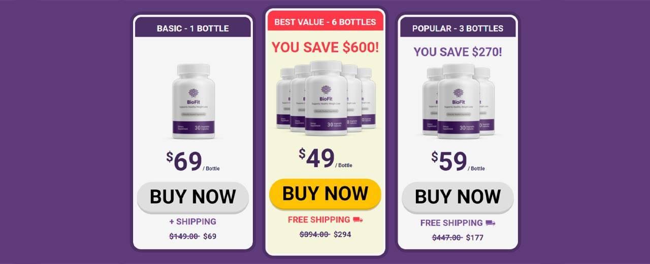 Biofit Diet Pills® [100% Legit Biofit Pills] Ingredients, Scam, Reviews?