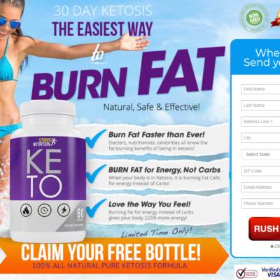 Strive Nutrition Keto® | Shark Tank (Modify 2021) Scam or Legit?