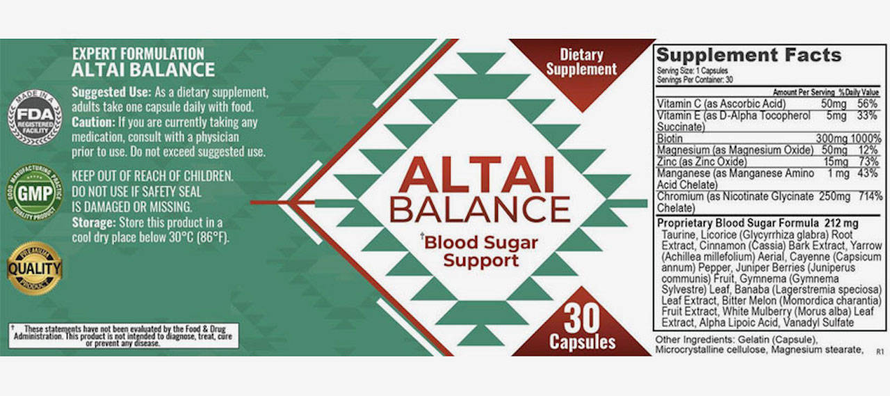 Altai Balance Reviews *Altai Balance Australia* Ingredients, Scam & Legit?