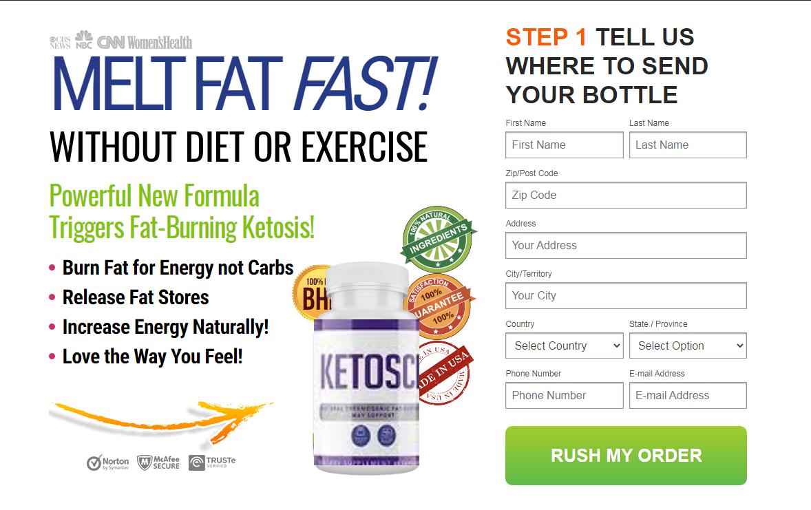 "KetoSci ""Pros & Cons"" Price, Scam, Benefits, Ingredients, Reviews?"