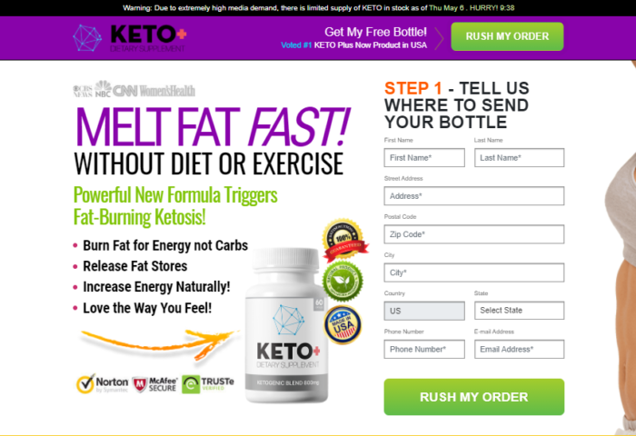 Keto Plus Now Pills (UPDATE 2021) Price, Ingredients, Scam, Reviews?