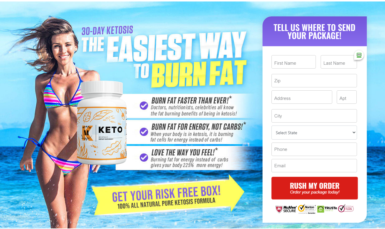"""Modfit Keto Pills """"100% Legit Mod Fit Keto"""" Does Its Really Works?"""