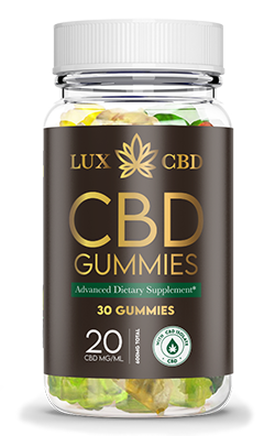 Lux CBD Gummies [Benefits, Concern] Where to Buy & Price?