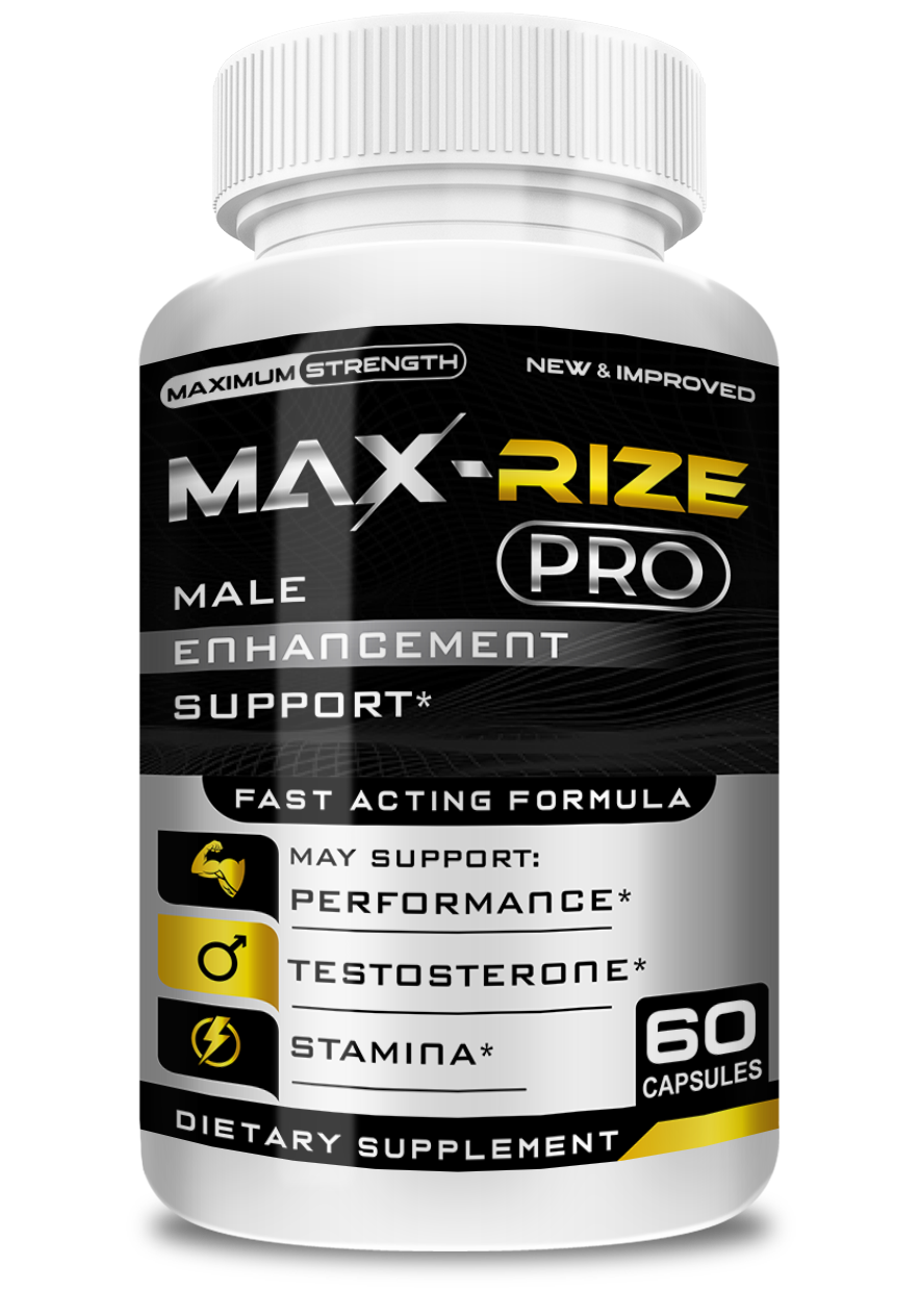 Max Rize Pro | Shark Tank (UPDATE 2021) Does Its Really Works?