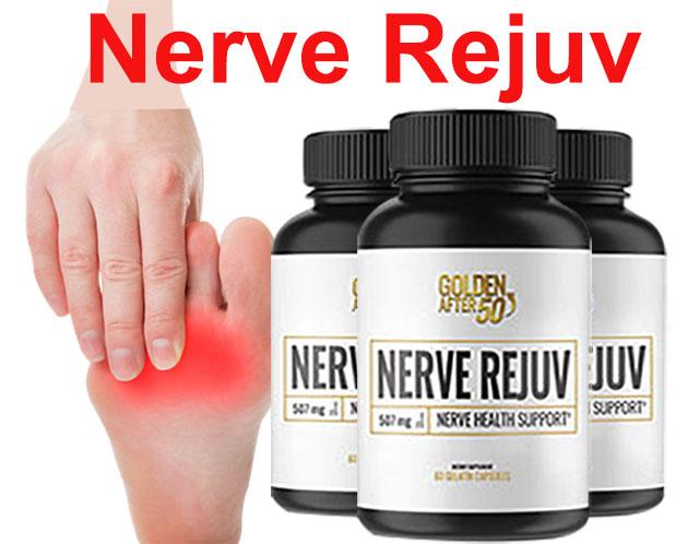 Nerve Rejuv Reviews - Shark Tank (Update 2021) Its Really Works?