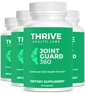 Joint Guard 360 Thrive Reviews *SCAM & LEGIT* How it Uses & Working?