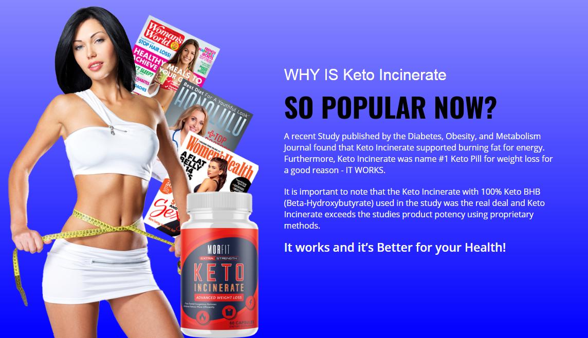 Keto Incinerate Reviews - UPDATE 2021 - Keto Incinerate Really Works?