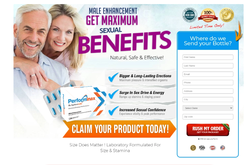 Performinax Reviews - Shark Tank 2021 - Does Its Really Works?