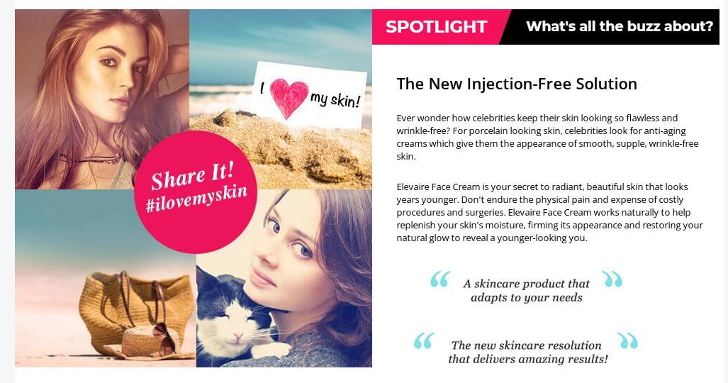 Elevaire Facial Moisture : Reviews, Price Benefits | Legit Or A Scam?