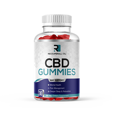Recouperall Plus CBD Gummies {Don't Buy} Modify 2021 - Reviews?