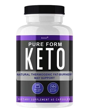 Pure Form Keto Reviews (Scam or Legit) Is It Worth Buying?