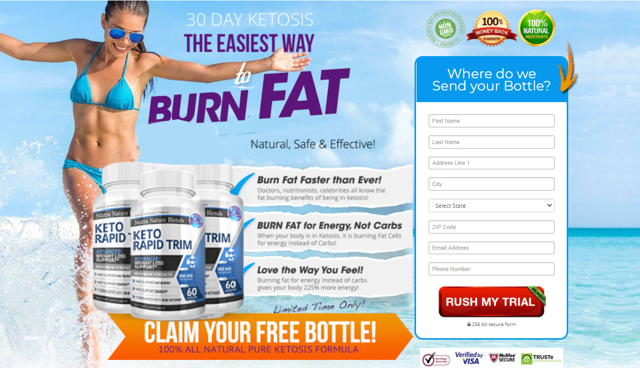 Keto Rapid Trim Reviews: Does It Work? What They Wont Tell You